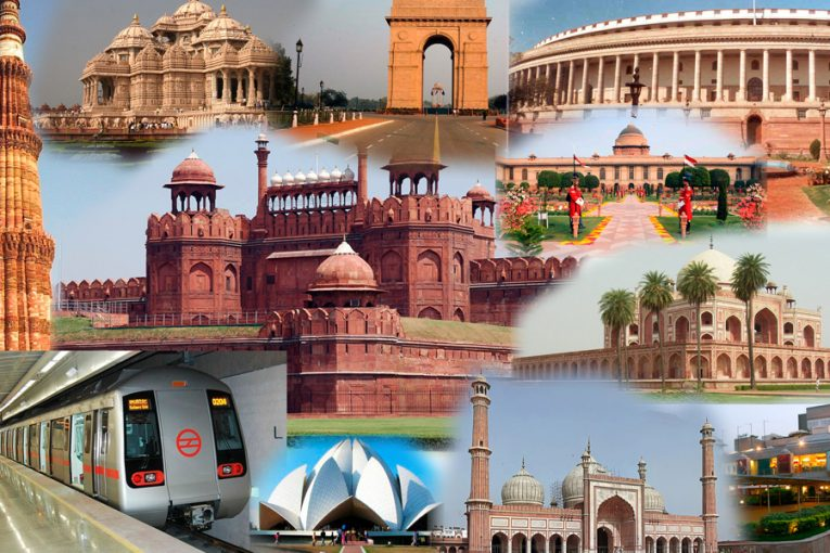 Top 10 Attractions To Visit In Delhi India
