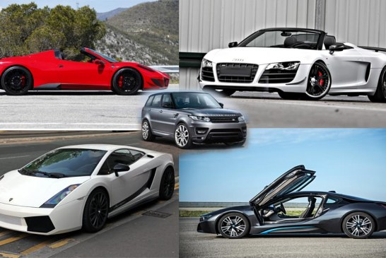 5 Luxury Cars you would love to drive