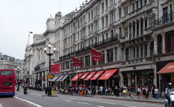 Top 6 Shopping Destinations in London