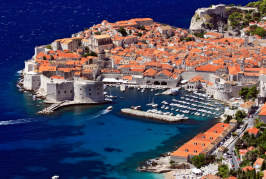 Dubrovnik, A Walled Jewel in the Land of the Croatians