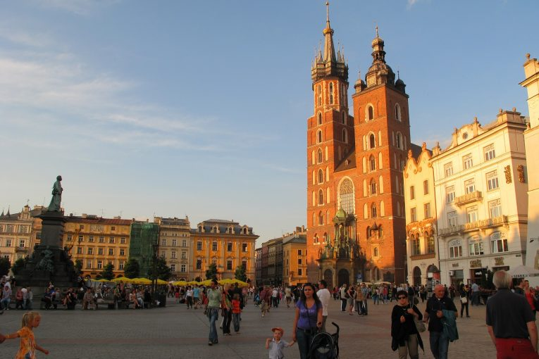 krakow sightseeing