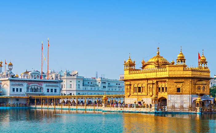 Attractions to visit in Amritsar: The Golden Temple & Wagah Border