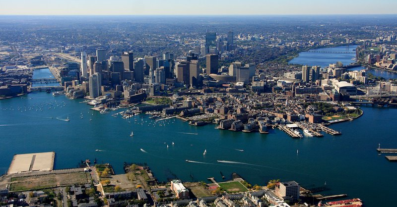 Boston-Harbor