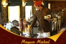 Dining Experience aboard Maharajas' Express Train