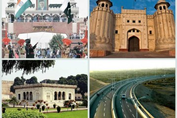 Top 8 places to visit in Lahore, Pakistan