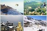 Top 5 Places to Visit in Himachal Pradesh
