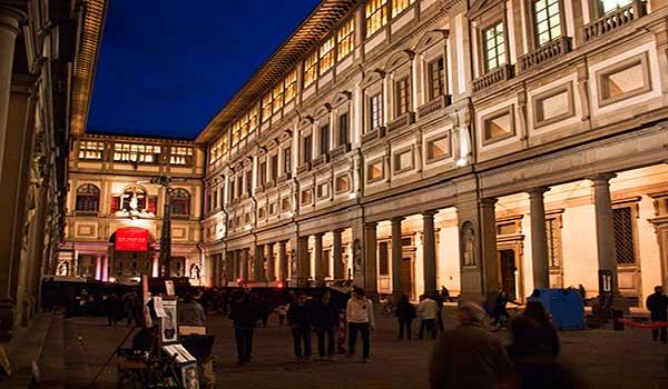 Uffizi Italy