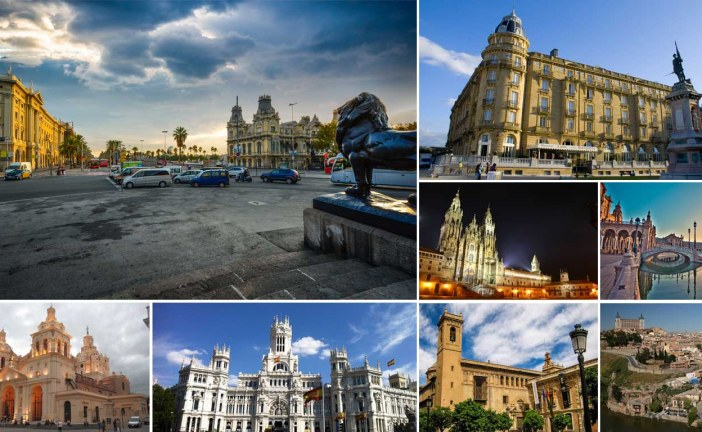 8 Places to Visit with Unique Architectural Designs in Spain