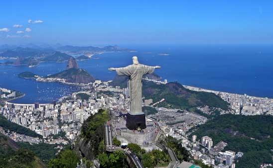 The Landmarks of Rio de Janeiro