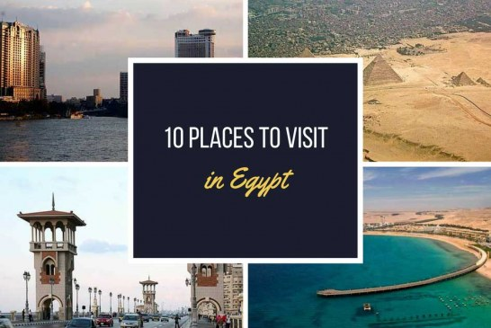 10 Best Places to Visit in Egypt