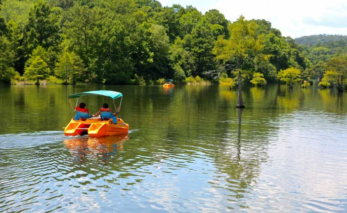 Beavers Bend State Park: A Landscape Park in Oklahoma