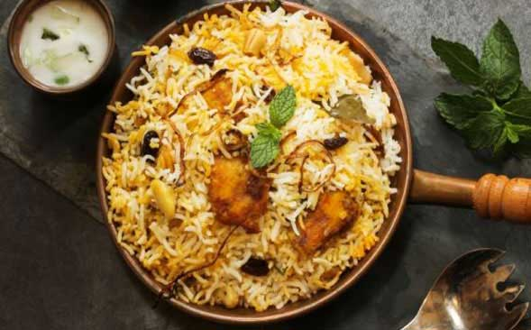 Hyderabadi-Biryani-Dish