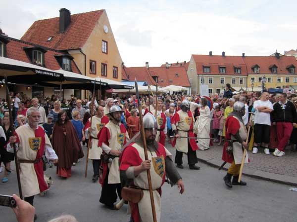 Medieval-Week-Sweden