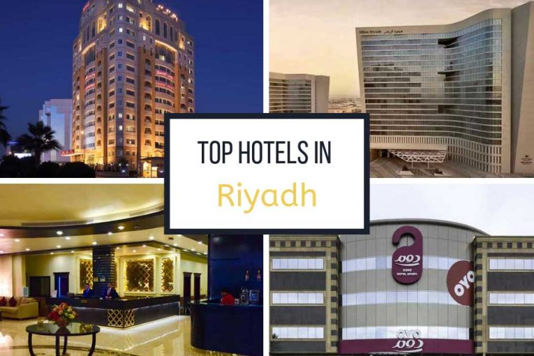 Best Hotels in Riyadh Saudi Arabia