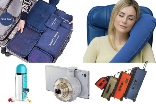 Top 10 Best Travel Accessories for Long Flights